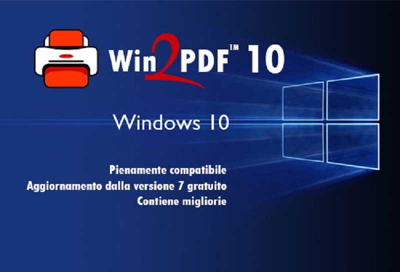 Conversor de HTML para PDF PDFWin2