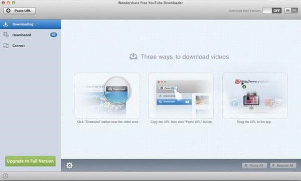 wondershare youtube downloader on mac os 10.15