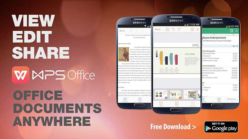pdf reader for android free