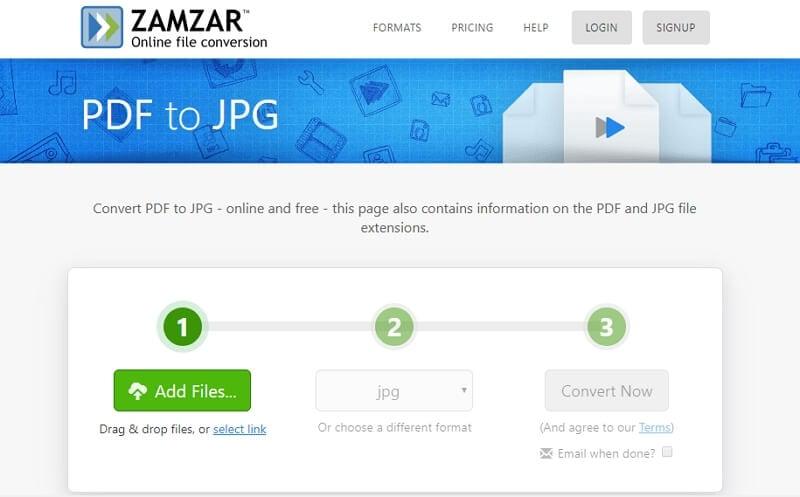 PDF-zu-Bild-Software