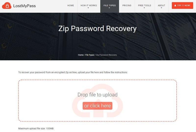Zip Passwort Unlocker