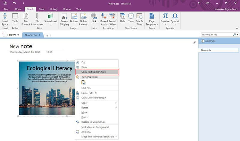 modificare documenti scannerizzati con word
