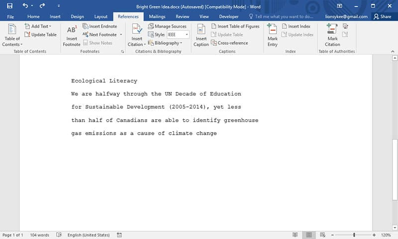 come modificare un documento word scannerizzato
