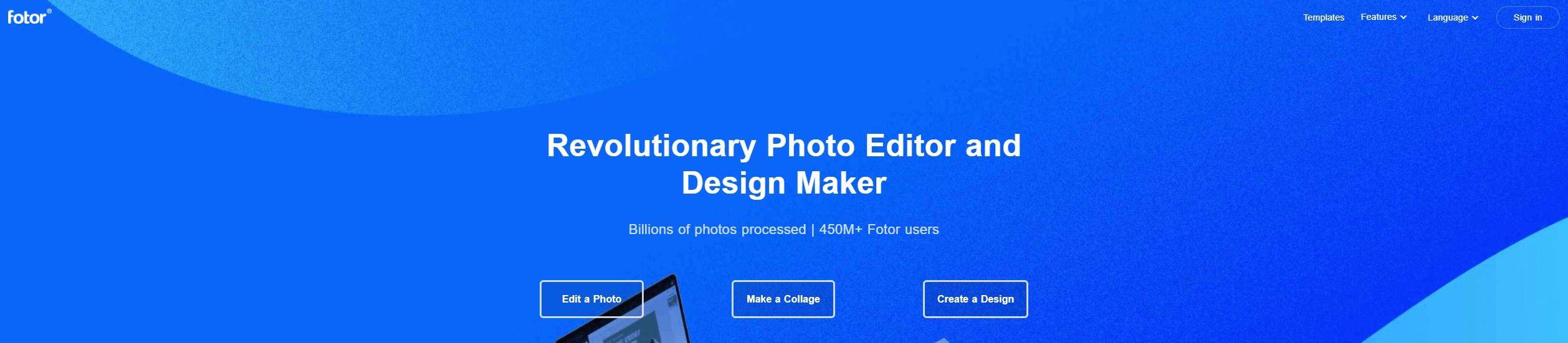 fotor editor