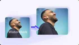 remove watermark icon