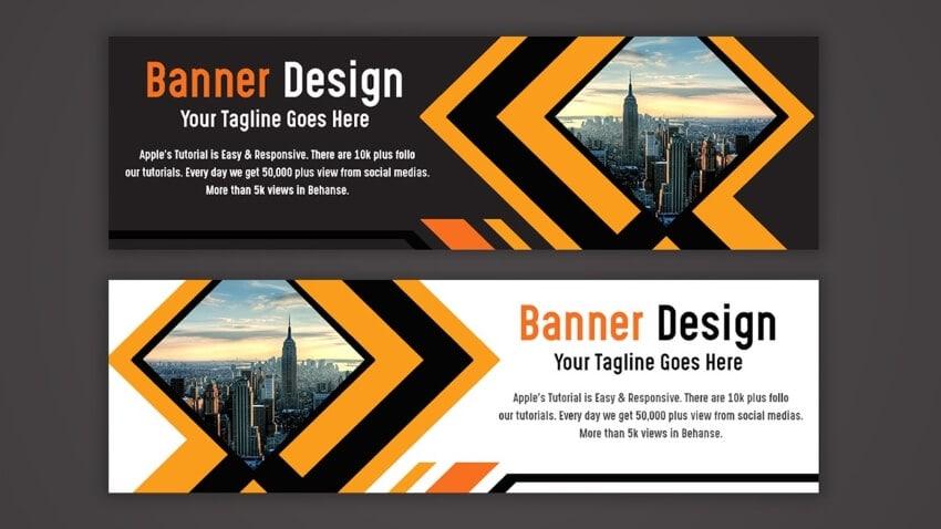 how website banners work