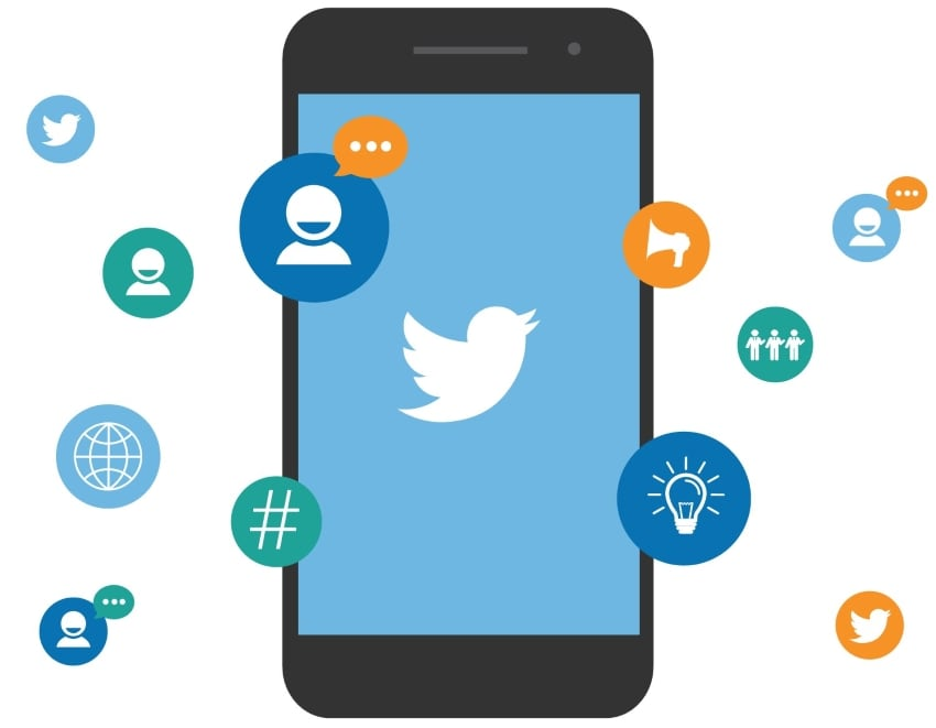 keeping connected with users in twitter