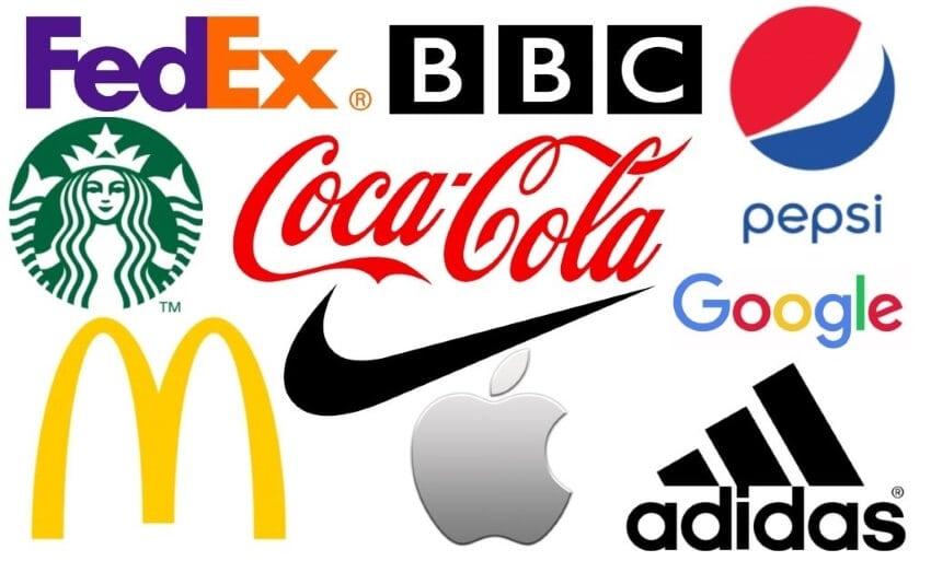 unique and distinctive logo