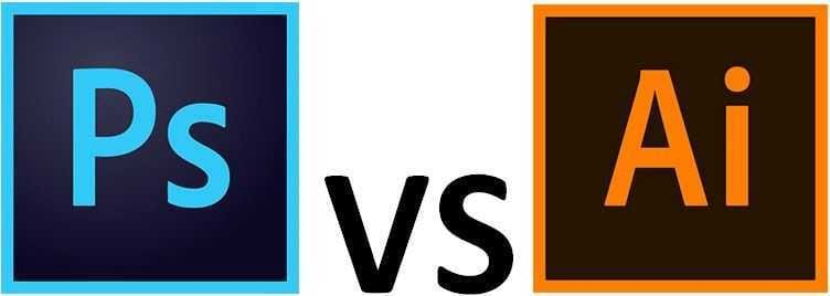 photoshop vs illlustrator