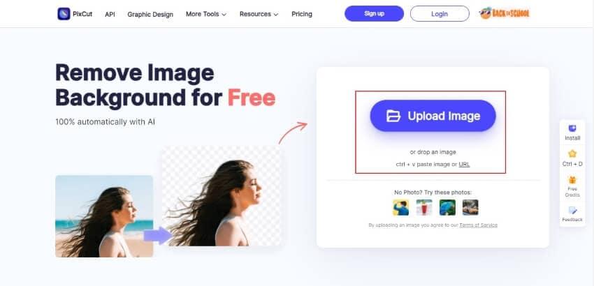 upload your logo image