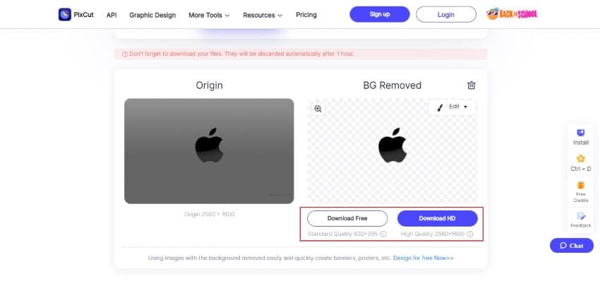 download your transparent logo