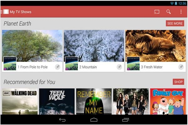 google play movies and tv watch free videos