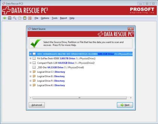 Tool zur USB-Wiederherstellung