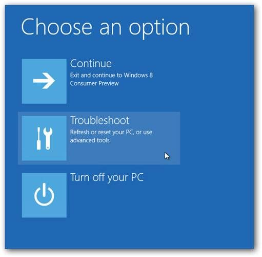 get to Enter Safe Mode in Windows 10 step 2