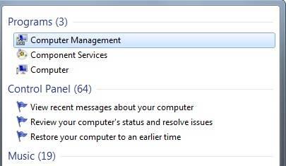 ocultar partición en Windows paso 2