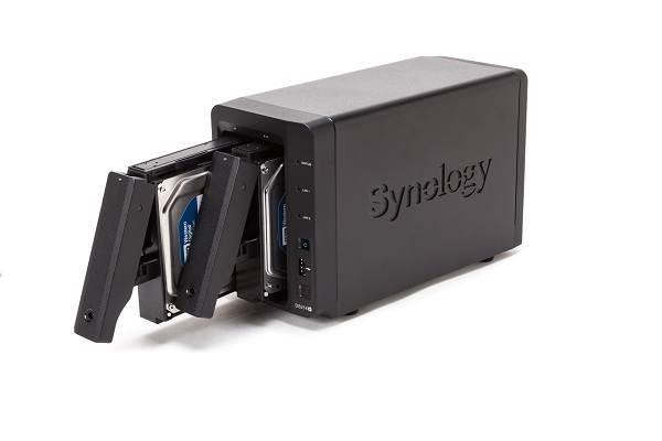 Größte externe Festplatten: Synology