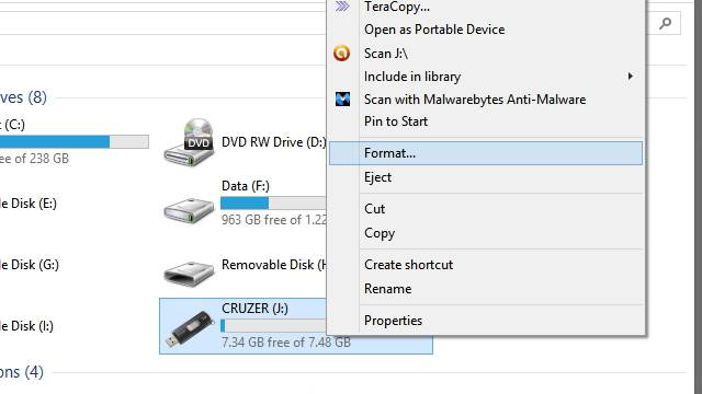 How to Format an External Hard Drive?