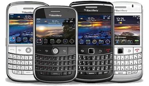 Foto-Wiederherstellung auf Blackberry-Handys