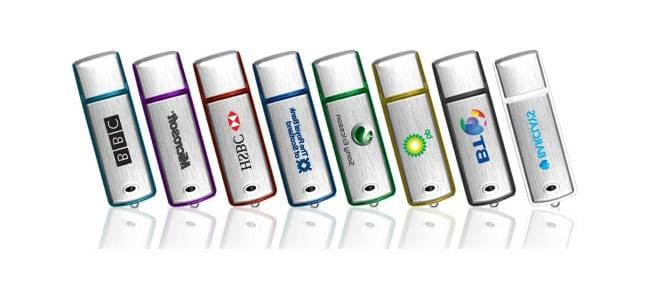 Different types of USB flash drives-branded usb flash drive