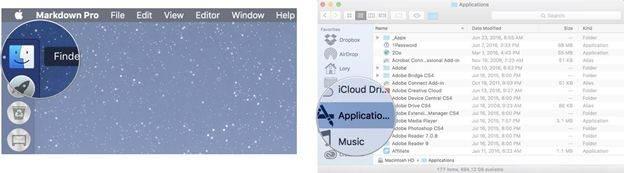 macOS Sierra auf einer externen Festplatte installieren - Schritt 2