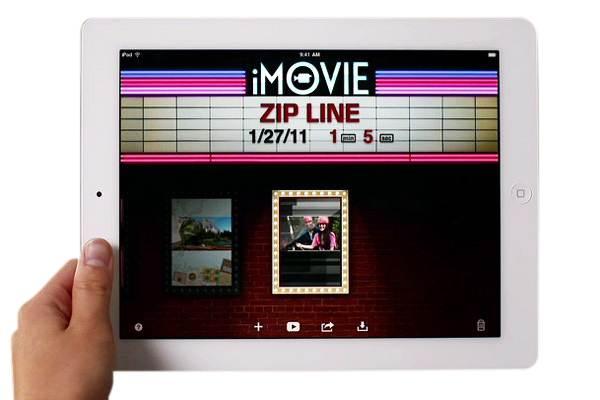 iMovie Wiederherstellung