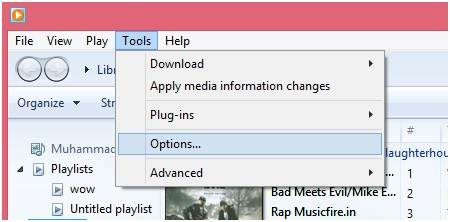 there is no sound in windows media player