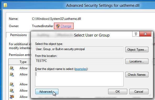 Solve Access Denied Error: 3