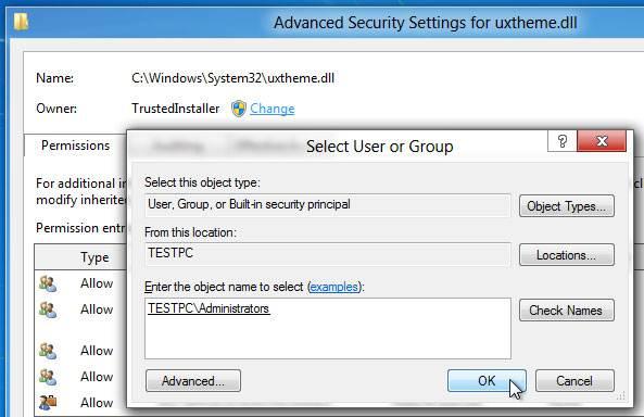Solve Access Denied Error: 5