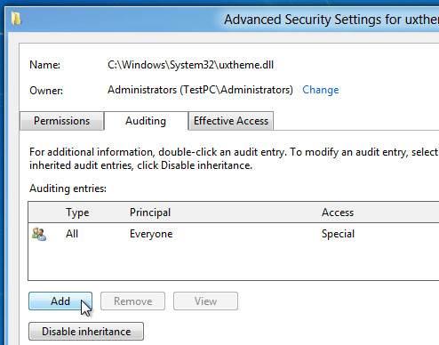 Solve Access Denied Error: 6