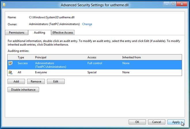 Solve Access Denied Error: 9