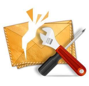 Beschädigte PST-Datei reparieren