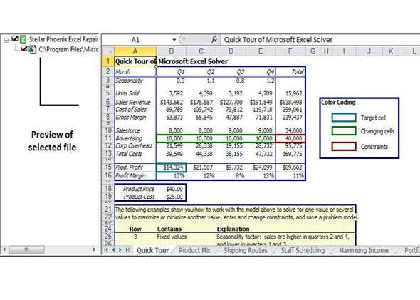 """So beheben Sie den Fehler """"Excel-Datei ist schreibgeschützt"""" Schritt 3"""
