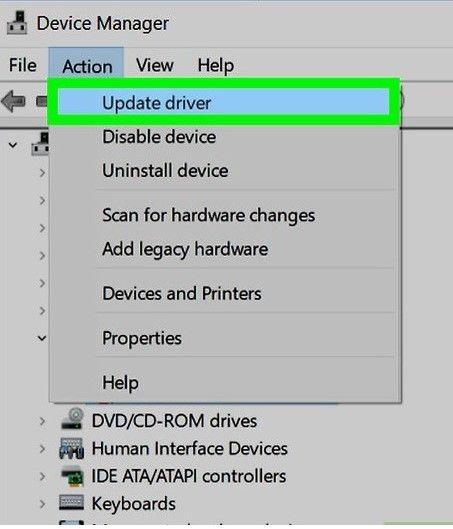 Utilizar la herramienta de utilidad de Windows para corregir el error de pantalla azul bccode 50-paso 5