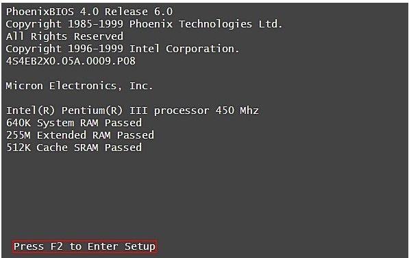 recuperación de datos después del error de pantalla azul-paso 5