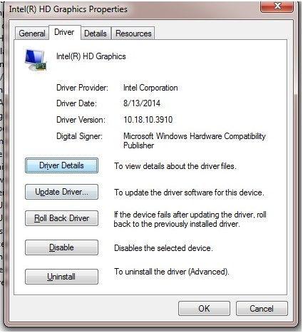 chequear controlador para reparar el error de la pantalla azul bccode 50-paso 5