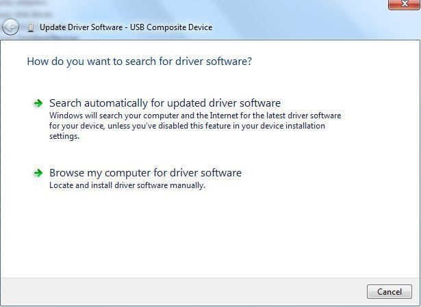 update hardware drivers to fix bluescreen bccode 9f-step 4