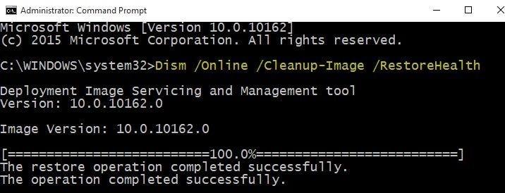 Systemdatei-Überprüfung ausführen, um den Bluescreen-Fehler 0x000000d1 zu beheben.