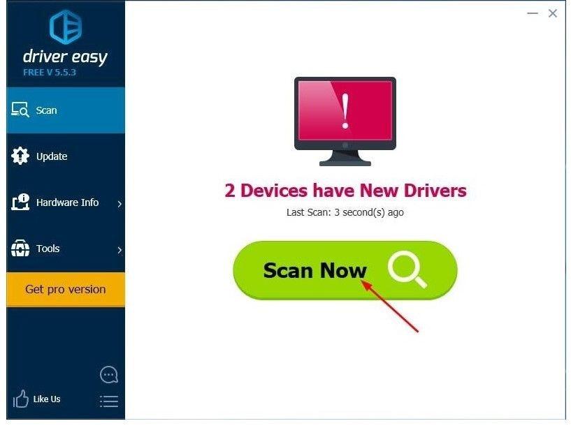 Utilizar el software de utilidad para corregir el error de pantalla azul Stop 0x000000f4-paso 2