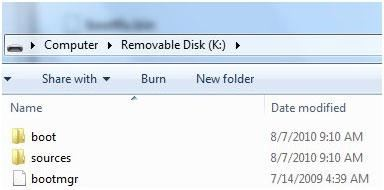 Ready to restore Windows system with a usb recovery Drive