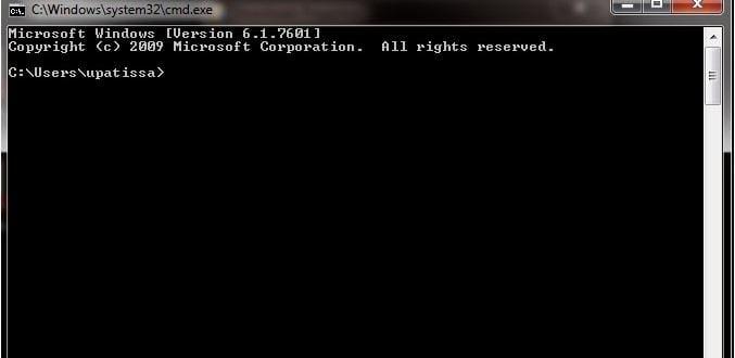 step 1 Windows utility check to fix blue screen 0x00000109