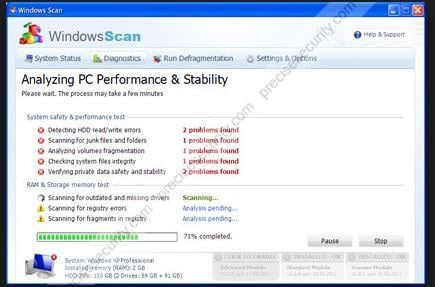 Fix the error code blue screen 0xc0000005