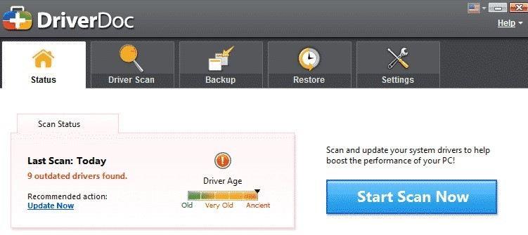 Method B- Update the drivers to fix Blue Screen Error 0x00000004