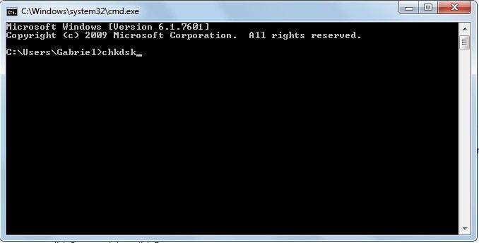Check hard drive to fix blue screen of death 0x0000007e