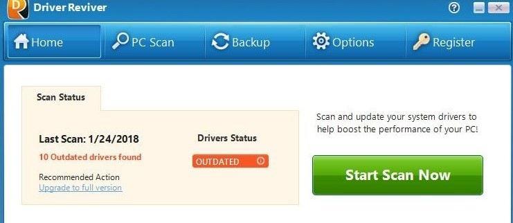 update driver to fix blue screen of death 0x0000007e