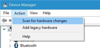 Cómo arreglar una computadora no puede conectarse a WiFi paso 2