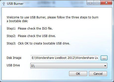 crear USB de arranque