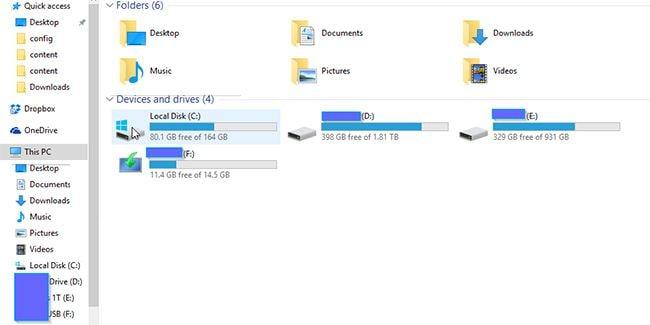more ways of using USB flash