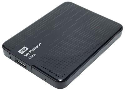 Wiederherstellung einer externen Western Digital My Passport Ultra Festplatte