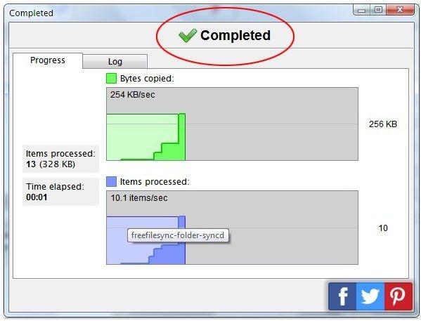 sauvegarde du disque dur externe