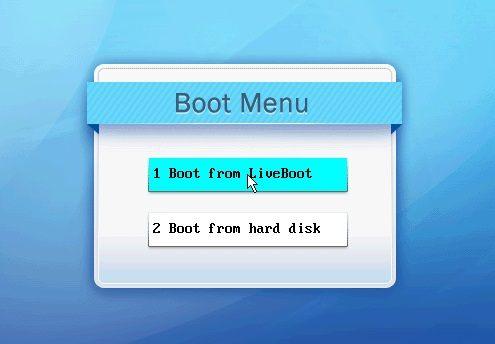 Arreglar pantalla azul de arranque paso 2